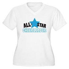 All-Star Cheerleader T-Shirt