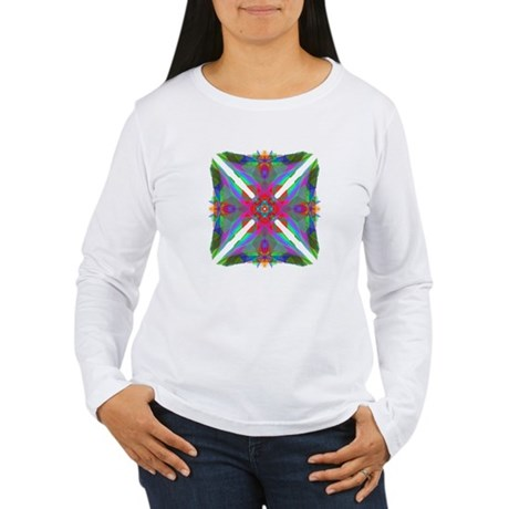 Kaleidoscope 000 Women's Long Sleeve T-Shirt