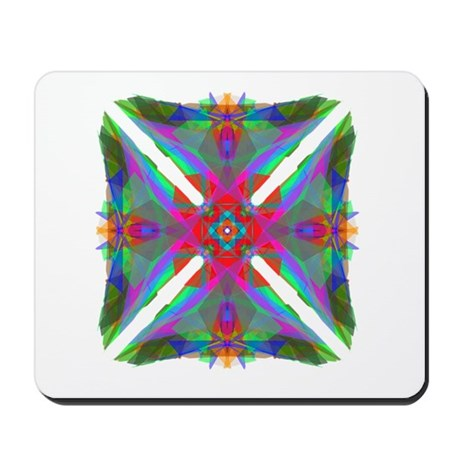 Kaleidoscope 000 Mousepad