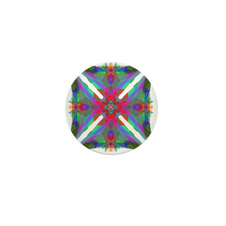 Kaleidoscope 000 Mini Button (10 pack)