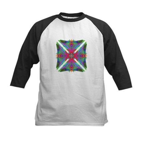 Kaleidoscope 000 Kids Baseball Jersey