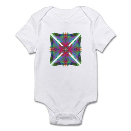 Kaleidoscope 000 Infant Bodysuit
