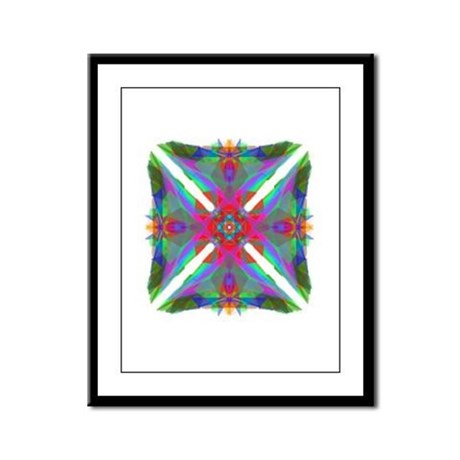 Kaleidoscope 000 Framed Panel Print
