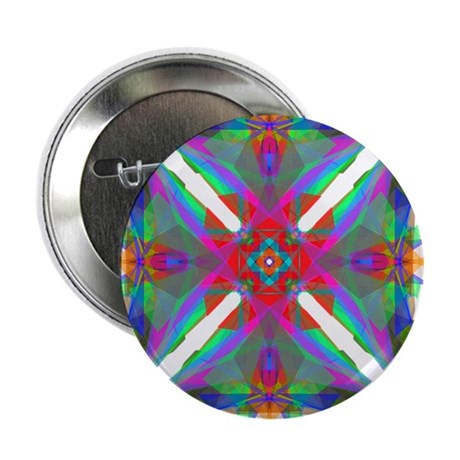"Kaleidoscope 000 2.25"" Button"