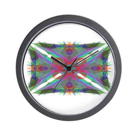 Kaliedoscope 000 Wall Clock