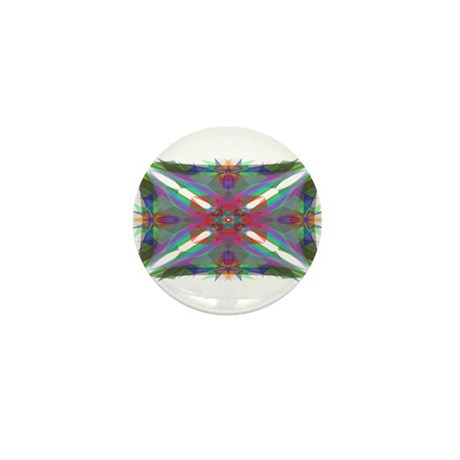 Kaliedoscope 000 Mini Button (100 pack)