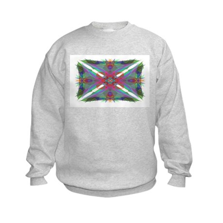 Kaliedoscope 000 Kids Sweatshirt