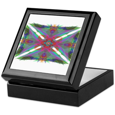 Kaliedoscope 000 Keepsake Box
