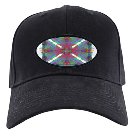 Kaliedoscope 000 Black Cap