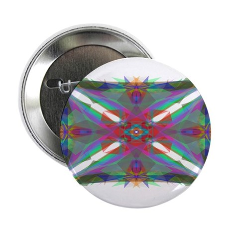 "Kaliedoscope 000 2.25"" Button (10 pack)"