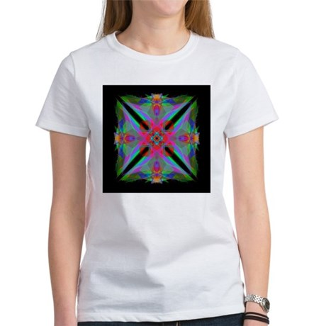 Kaleidoscope 000a2 Women's T-Shirt