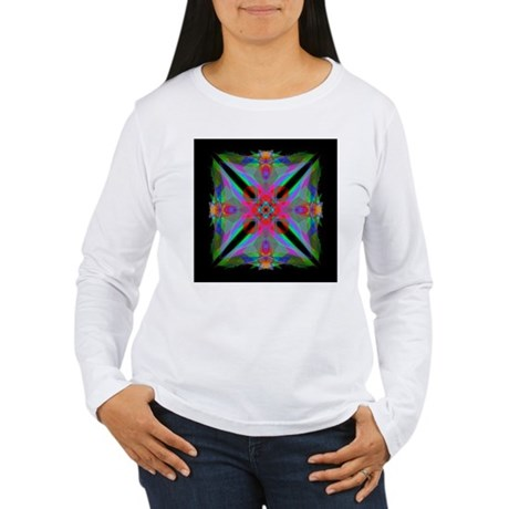 Kaleidoscope 000a2 Women's Long Sleeve T-Shirt
