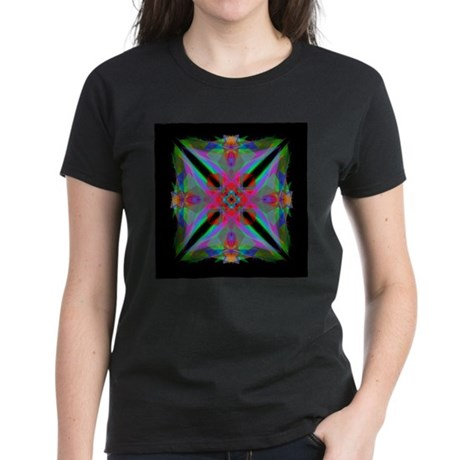 Kaleidoscope 000a2 Women's Dark T-Shirt