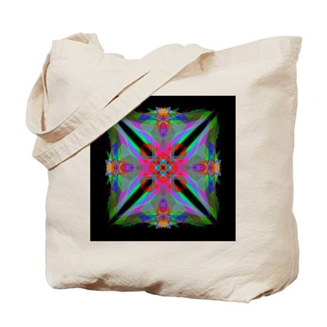 Kaleidoscope 000a2 Tote Bag