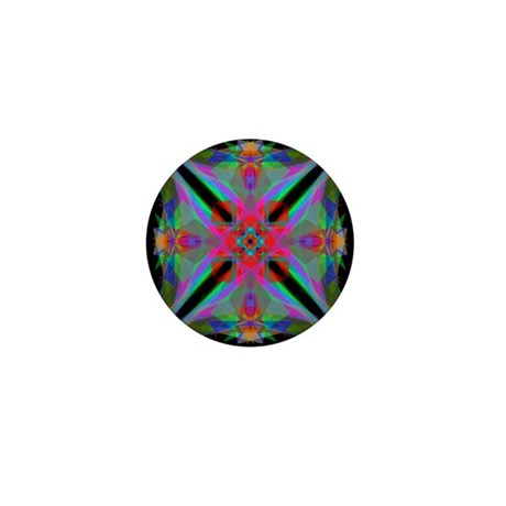 Kaleidoscope 000a2 Mini Button (100 pack)