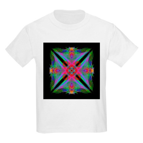 Kaleidoscope 000a2 Kids Light T-Shirt
