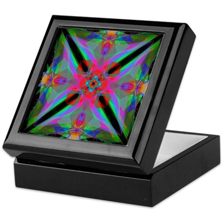 Kaleidoscope 000a2 Keepsake Box