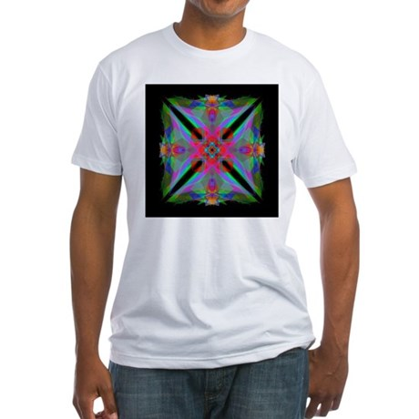 Kaleidoscope 000a2 Fitted T-Shirt