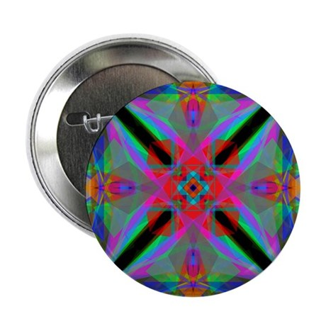 "Kaleidoscope 000a2 2.25"" Button (10 pack)"