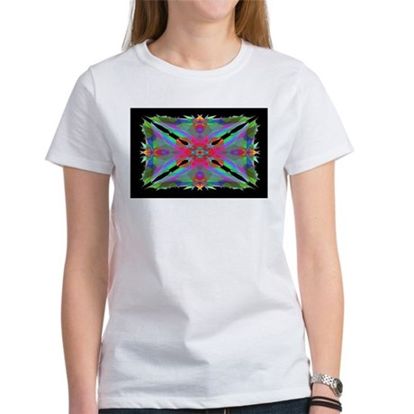 Kaleidoscope 000a Women's T-Shirt