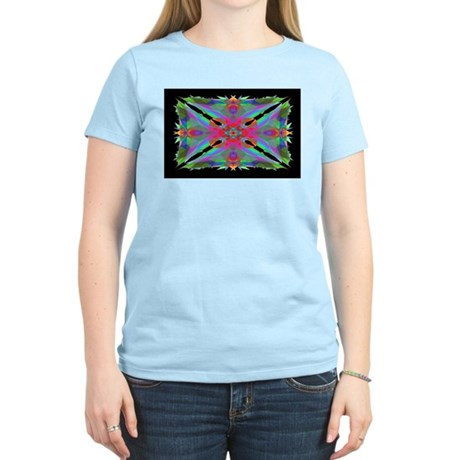 Kaleidoscope 000a Women's Light T-Shirt
