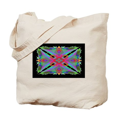 Kaleidoscope 000a Tote Bag
