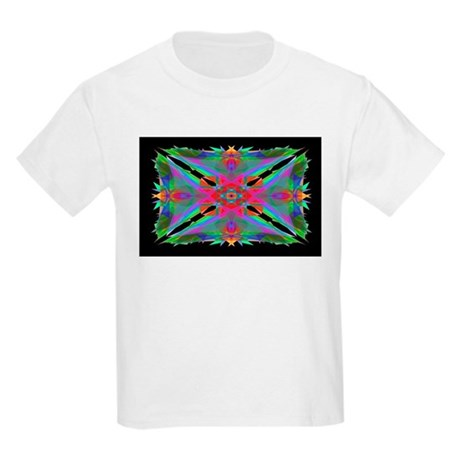 Kaleidoscope 000a Kids Light T-Shirt