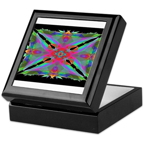 Kaleidoscope 000a Keepsake Box