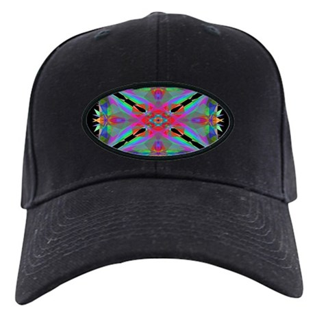 Kaleidoscope 000a Black Cap