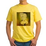 Summer Azure Yellow T-Shirt