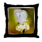 Summer Azure Throw Pillow
