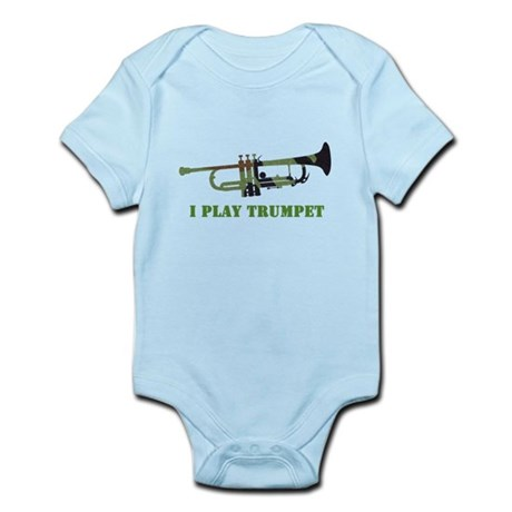 Camo Trumpet Infant Bodysuit