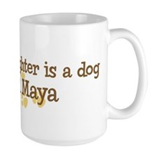 Granddaughter named Maya Mug