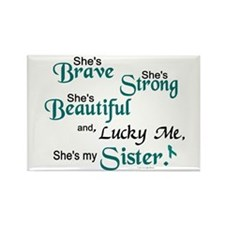 Lucky Me 1 (Sister OC) Rectangle Magnet (10 pack)