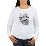 Ideal English Trumpeter Women's Long Sleeve T-Shir