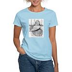 Ideal English Trumpeter Women's Light T-Shirt
