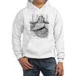 Ideal English Trumpeter Hooded Sweatshirt