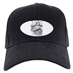 Ideal English Trumpeter Black Cap