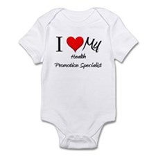 I Heart My Health Promotion Specialist Infant Body