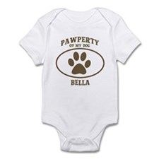 Pawperty of BELLA Infant Bodysuit