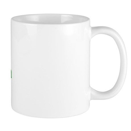 V is for Vegetarian Mug