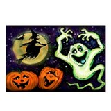 Funny Halloween Postcards (Package of 8)