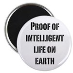 Intelligent Life Magnet