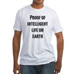 Intelligent Life Fitted T-Shirt