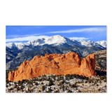 Pikes Peak, Kissing Camels Postcards (Package of 8