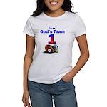 God's Team Women's T-Shirt