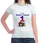 God's Team Jr. Ringer T-Shirt