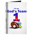 God's Team Journal
