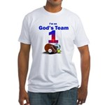 God's Team Fitted T-Shirt