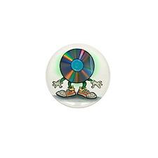 Unique Mac games Mini Button (10 pack)